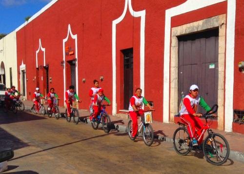 Guadalupeans in Valladolid
